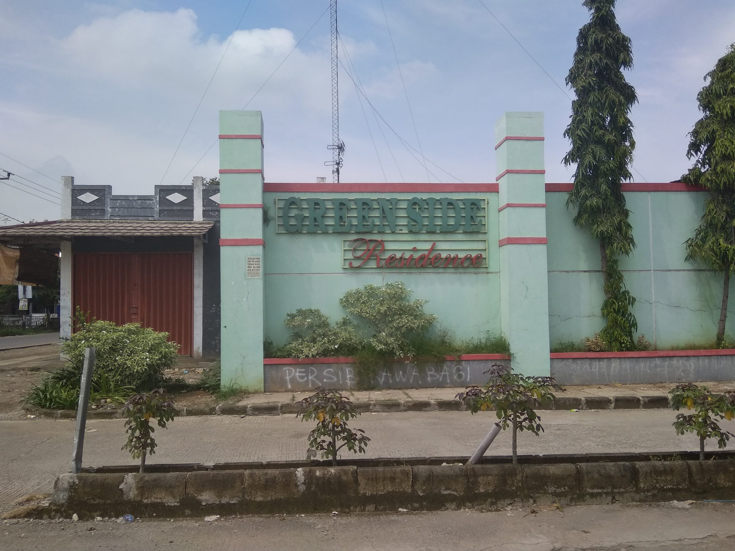 perum greenside residence karawang