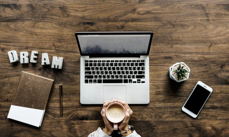 Penulis Online Membuat Blog.