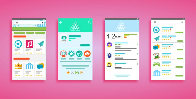 pilihan pengguna Google play 2019